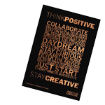 Podcast for Creatives - Get your copy of The Positive Creatives mantra!