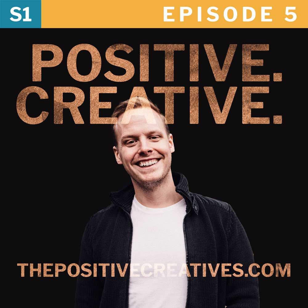 Productivity and the effect of Overworking on Creativity - The Positive Creatives Podcast