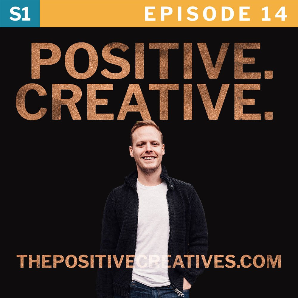 Embracing your Individuality as a Creative - The Positive Creatives Episode 14