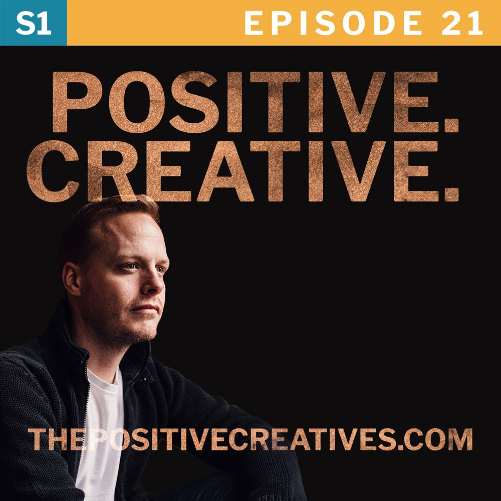 Coping with a Crisis of Creative Confidence - The Positive Creatives Podcast Episode 21