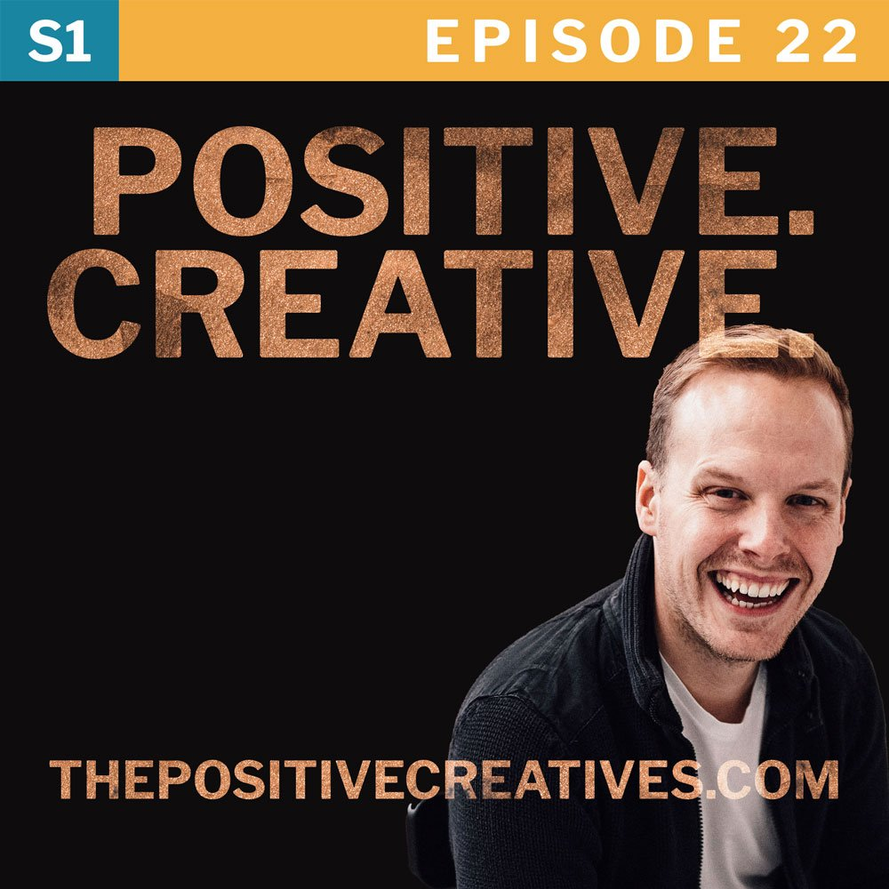 Parkinson's Law, Procrastination and Deadlines in Creativity - The Positive Creatives Podcast Episode 22