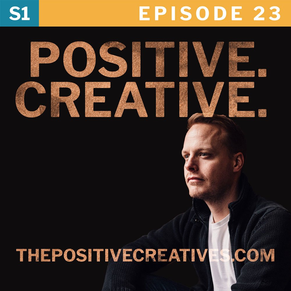 What is talent in creativity? The Positive Creatives Podcast episode 23.